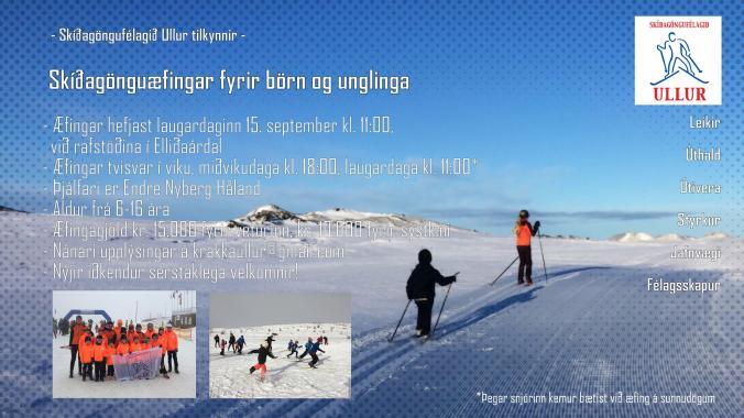 Skíðagönguæfingar fyrir börn og unglinga 2018-2019_1